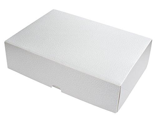 Lenzpaper G3 Geschenkkarton 10-er Packung, weiß