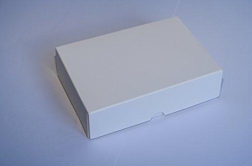 5 Geschenkkartons 23cm x17cm x 7 cm