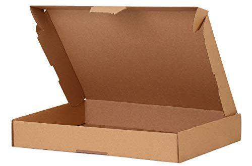 AG heute 25 Stueck Maxibriefkartons Braun 319 x 225 x 50 500x330 - A&G-heute 25 Stück Maxibriefkartons Braun 319 x 225 x 50 mm Maxibriefkarton DIN A4 Kartons Faltkarton Postkarton