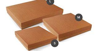 Kartonschachteln fuer Fotoalben Ihre Erinnerungen sind wertvoll Pack von 310x165 - Kartonschachteln für Fotoalben. Ihre Erinnerungen sind wertvoll - Pack von 50 Einheiten - M