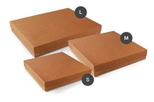 Kartonschachteln für Fotoalben. Ihre Erinnerungen sind wertvoll - Pack von 50 Einheiten - M